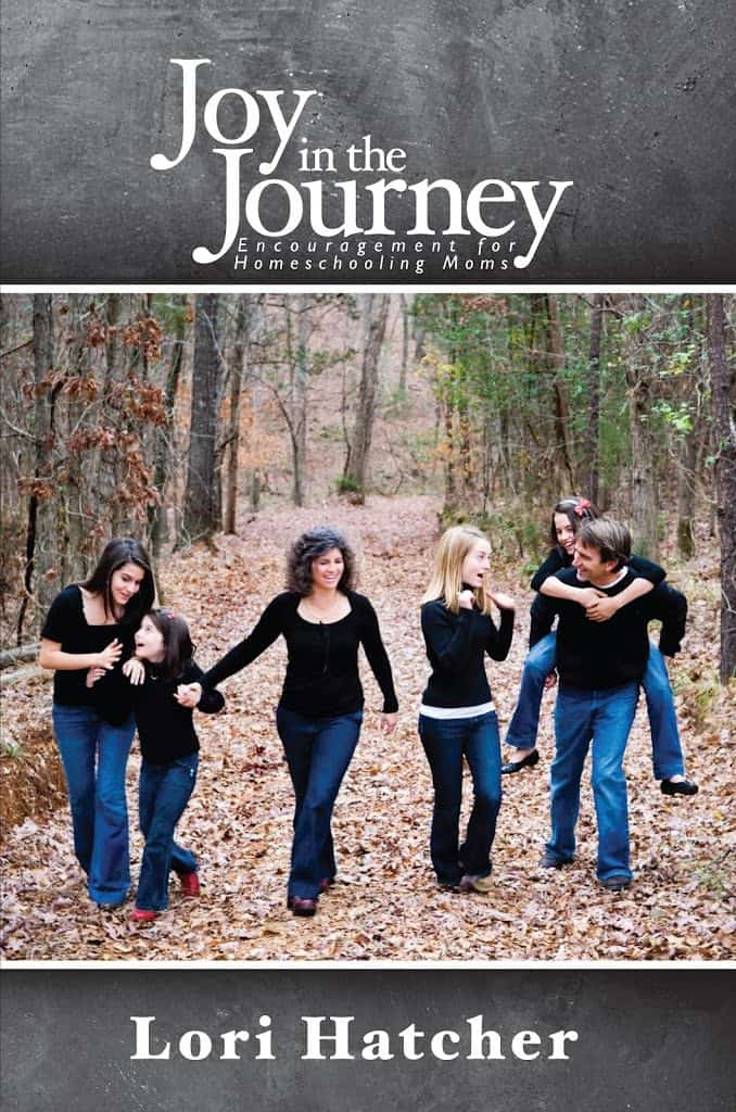 A must read book for all homeschooling moms. Joy in the Journey is a book of encouragement for homeschooling families.