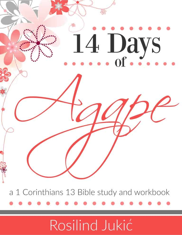14 Days of Agape by A Little R&R a feature on The Cozy Reading Spot on Reading List