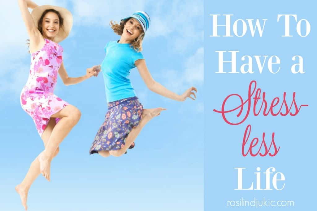 """We live in a driven culture from the time we're young until our health gives out. This writer answers the questions """"What is the root of stress"""" and """"Where does stress come from"""". Here's how we can live a stress-less life!"""