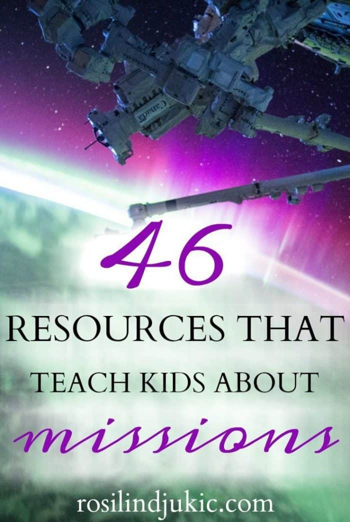 Teach your children about true heroes, heroes of the faith! Here are 46 resources that teach kids about missions and missionaries!