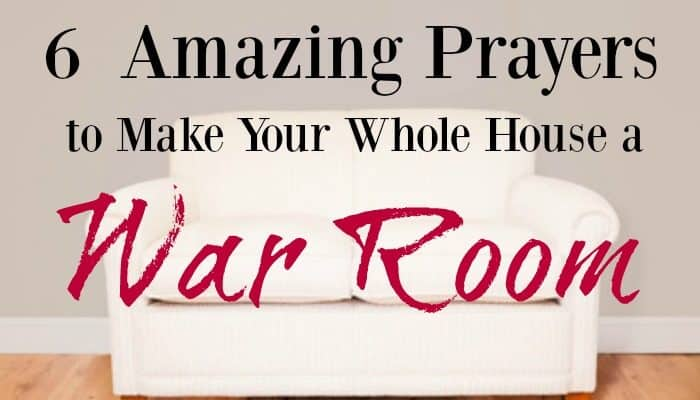 Prayers War Room Preview