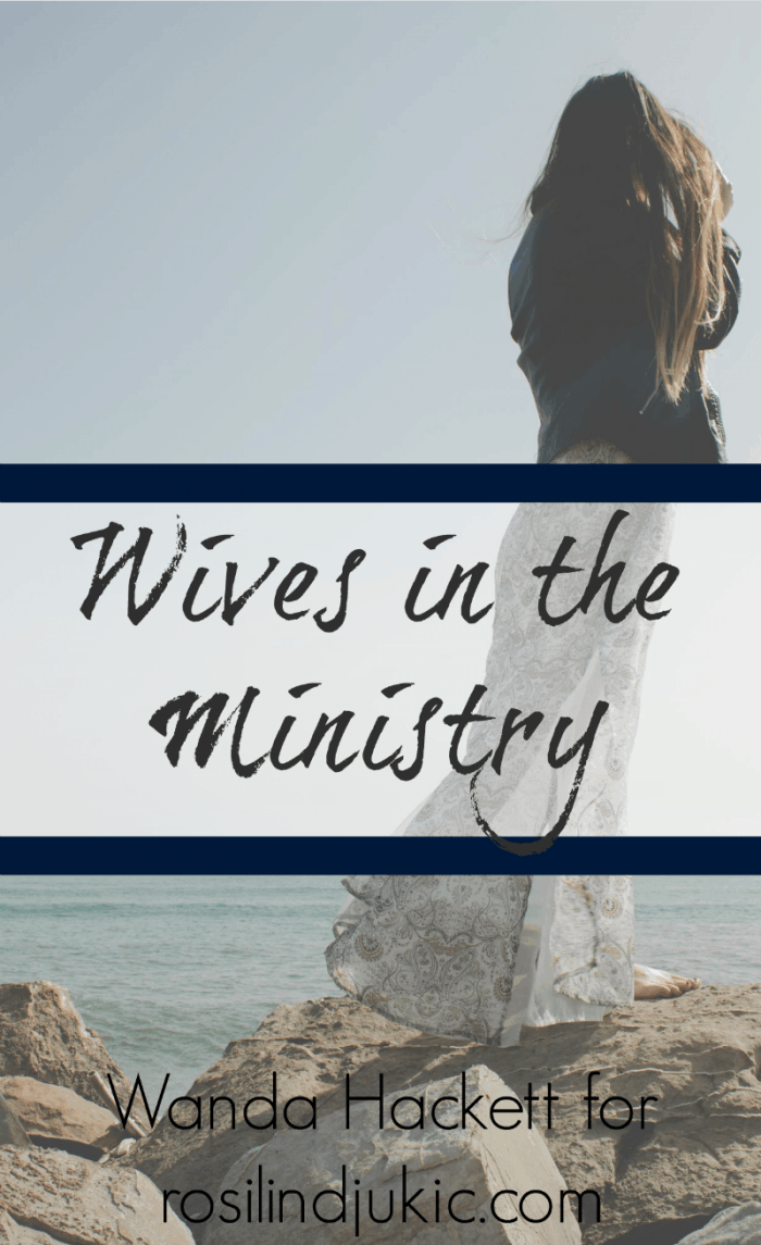 Being a wife in the ministry is nto always as wonderful as it seems. Here is one important lesson a pastor's wife of 45 years learned.