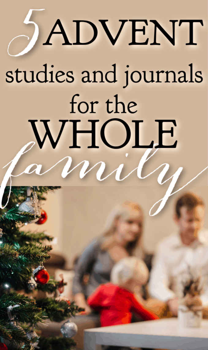 These advent studies are an amazing way to prepare your heart to celebrate Christmas. Make this Christmas all about Jesus with one of these advent studies. #alittlerandr #advent #Christmas #OnlineBiblestudy #onlinestudyforwomen #warroom #prayerjournal