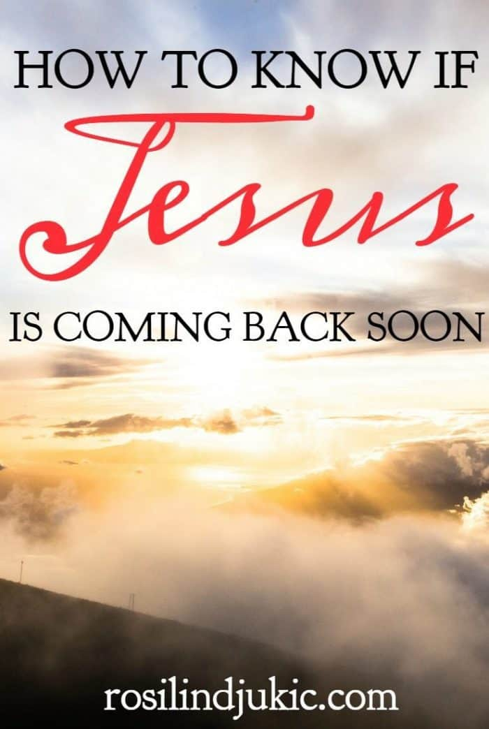 The Bible has given to us signals that serve as markers to tell how soon Jesus' return will be. Here is how we can know if Jesus is coming back soon.