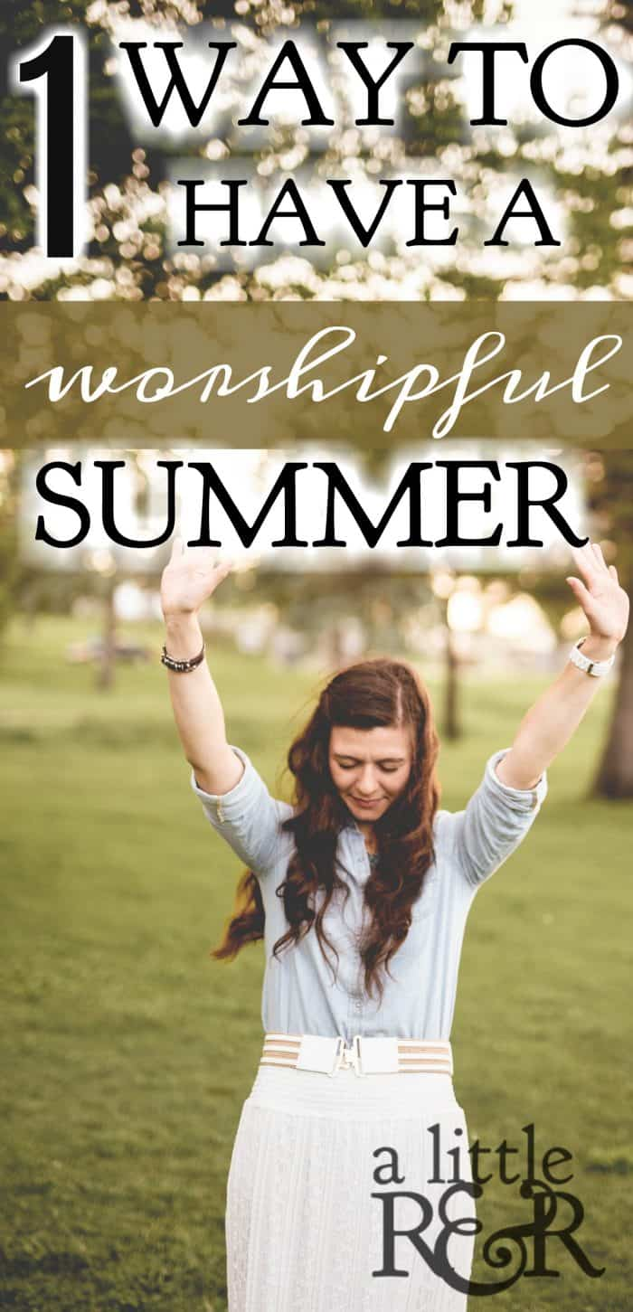Join me June 11 for a 10-week worshipful summer study through Psalms 1-50! Click for more details!